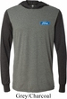 Mens Ford Shirt Ford Oval Pocket Print Lightweight Hoodie Tee