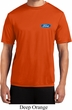Mens Ford Shirt Ford Oval Pocket Print Moisture Wicking Tee T-Shirt