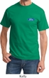 Mens Ford Shirt Ford Oval Pocket Print Tee T-Shirt