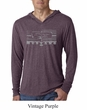 Mens Ford Shirt Honeycomb Grille Lightweight Hoodie Tee T-Shirt
