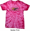Mens Ford Shirt Make It My Mustang Spider Tie Dye Shirt