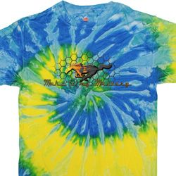 Mens Ford Shirt Make It My Mustang Tie Dye Shirt
