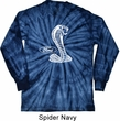 Mens Ford Shirt Mustang Cobra Long Sleeve Tie Dye Shirt