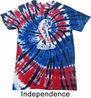 Mens Ford Shirt Mustang Cobra Patriotic Tie Dye Shirt