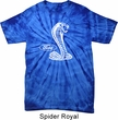 Mens Ford Shirt Mustang Cobra Spider Tie Dye Shirt