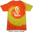 Mens Ford Shirt Mustang Cobra Tie Dye Shirt