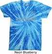 Mens Ford Shirt Mustang Honeycomb Grille Twist Tie Dye Shirt