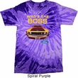 Mens Ford Shirt Mustang Who's The Boss Tie Dye Shirt