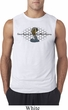 Mens Ford Shirt Powered By Cobra Sleeveless Shirt