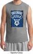 Mens Ford Shirt V8 Genuine Ford Parts Muscle Tee T-Shirt