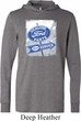 Mens Ford Shirt Vintage Sign Genuine Ford Parts Lightweight Hoodie Tee