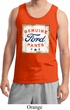 Mens Ford Tanktop Distressed Genuine Ford Parts Tank Top