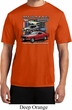 Mens Ford Tee Classic Mustangs Untamed Dry Wicking T-shirt