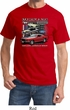 Mens Ford Tee Classic Mustangs Untamed T-shirt