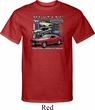 Mens Ford Tee Classic Mustangs Untamed Tall Shirt