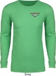Mens Ford Tee Mustang Pocket Print Thermal Shirt