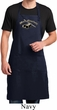 Mens Funny Apron More Cowbell Full Length Apron with Pockets