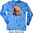 Mens Funny Shirt Albert Einstein Long Sleeve Tie Dye Tee T-shirt
