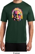Mens Funny Shirt Albert Einstein Moisture Wicking Tee T-Shirt