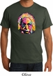 Mens Funny Shirt Albert Einstein Organic Tee T-Shirt