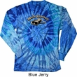 Mens Funny Shirt More Cowbell Long Sleeve Tie Dye Tee T-shirt