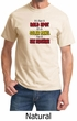 Mens Funny Shirt Not a Bald Spot Tee T-Shirt
