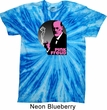 Mens Funny Shirt Pink Freud Twist Tie Dye Tee T-shirt