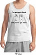 Mens Funny Tanktop I've Got Your Back Tank Top