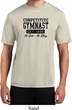 Mens Gymnastics Shirt Competitive Gymnast Moisture Wicking Tee T-Shirt