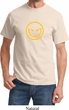 Mens Halloween Shirt Evil Smiley Face Tee T-Shirt