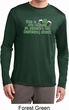 Mens Irish Shirt Official Drinking Shirt Dry Wicking Long Sleeve Tee