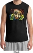 Mens Joker Face Muscle Shirt