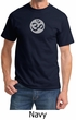 Mens OM Yoga Shirt - Made in the USA - Large Print