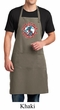 Mens Peace Apron Give Peace a Chance Full Length Apron with Pockets
