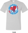 Mens Peace Shirt All You Need is Love Tall Tee T-Shirt