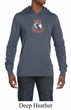 Mens Peace Shirt Come Together Lightweight Hoodie Tee