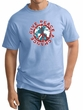 Mens Peace Shirt Give Peace a Chance Tall Tee T-Shirt