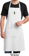 Mens Pineapple Patch Full Length Apron with Pockets