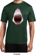 Mens Shark Shirt 3D Shark Moisture Wicking Tee T-Shirt
