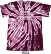 Mens Shirt Alcohol Tobacco Firearms ATF Twist Tie Dye Tee T-shirt