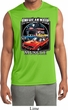 Mens Shirt Chrysler American Made Sleeveless Moisture Wicking T-Shirt