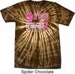 Mens Shirt Halloween Scary Breast Deadly Spider Tie Dye Tee T-shirt