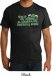 Mens Shirt My Official Drinking Shirt Organic Tee T-Shirt
