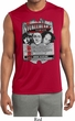 Mens Shirt Nyukleheads Garage Sleeveless Moisture Wicking Tee T-Shirt
