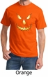 Mens Shirt Pumpkin Head Tee T-Shirt