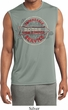 Mens Shirt Vintage Dodge Sign Sleeveless Moisture Wicking Tee T-Shirt
