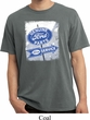 Mens Shirt Vintage Sign Genuine Ford Parts Pigment Dyed Tee T-Shirt