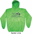 Mens St Patrick's Day Hoodie My Official Drinking Shirt Tie Dye Hoody