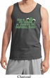 Mens St Patrick's Day Tanktop My Official Drinking Shirt Tank Top