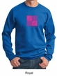 Mens Sweatshirt Breast Cancer Awareness Love Hope Sweat Shirt